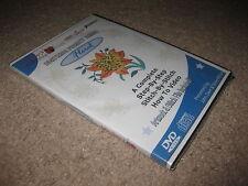 Art Sew Perfect - Digitizing Project Series - Floral - John Deer NEW DVD CD