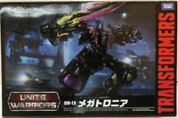 Transformers Unite Warriors UW-EX Megatronia Takara Tomy Action Figure Japan F/S