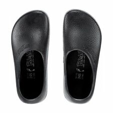 BIRKENSTOCK BIRKIS PROFI BLACK, Sizes 38 Chef Cook Nurse Clogs Shoes Super Birki