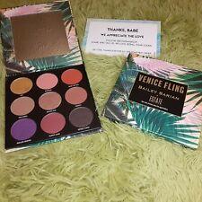 Bailey Sarian Venice Fling Estate Cosmetic eyeshadow palette