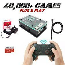 Arcade Gaming Console - 40,000+ Games - Retro PI4B (Bluetooth) *Gift Idea*