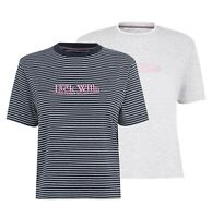 Ladies Jack Wills Cropped Stylish Casual Top Milsom Boxy Tee Sizes from 8 to 16