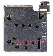SIM Lector Tarjeta Conector Card Reader Connector Slot Nokia Lumia 720