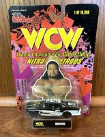 Meng Vintage WCW Nitro Streetrods 1/64 Diecast Car NIB New 1998 Wrestling Haku