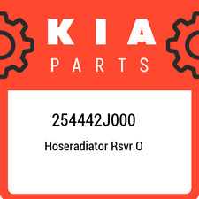 254442J000 Kia Hoseradiator rsvr o 254442J000, New Genuine OEM Part