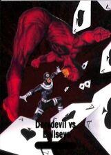 2016 Upper Deck Marvel Masterpieces Joe Jusko Batalla BS-16 Bullseye/Daredevil