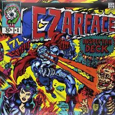Czarface - 2 DISC SET - Inspectah Deck/7l & Esoteric (2013, Vinyl NEUF)
