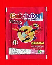 CALCIATORI Panini 2016-17 2017 - BUSTINA Figurina-sticker FILM CAMPIONATO C6-C10