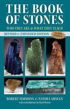 BOOK OF STONES - NAISHA AHSIAN ROBERT SIMMONS (PAPERBACK) NEW