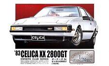 1983' Toyota Celica XX 2800GT model kit Arii