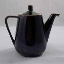 Villeroy & and Boch BROWN small coffee pot NEW 15cm