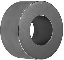 1 Neodymium Magnets 2 x 1 x 1 inch Ring N48