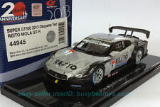 1/43 EBBRO 44945 NISSAN R35 GTR 2013 SUPERGT GT500 #1 MOLA REITO OKAYAMA TEST