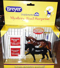 Breyer Model Horses Collectable Stablemate Mystery Foal Surprise Hanovarian