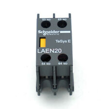 2pc New Schneider Contactor Auxiliary Module LAEN20N