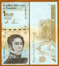 Venezuela, 1000000 (1,000,000) 1 Million Bolivares 2020 P-New, UNC