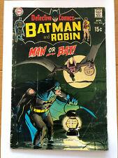 DETECTIVE COMICS # 402 DC COMICS 2ND APPEARANCE MAN-BAT NEAL ADAMS ART