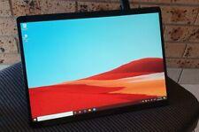 Microsoft Surface Pro X (256GB/8GB) 4G Cellular Black Win 10