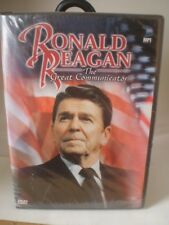 Ronald Reagan - The Great Communicator DVD NEW Color Documentary