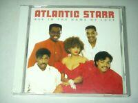 Atlantic Starr All In The Name Of Love Japan CD WPCR-2502