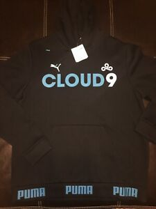 Puma Game Day Pro Hoody Cloud 9 Black Men's Size XL $75