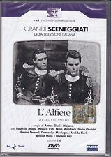 2 Dvd Sceneggiati Rai «L'ALFIERE» con Mioni Vitti Manfredi Modugno completa 1956