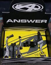 Answer BMX Mini Brake Kit Silver
