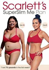 Scarlett's Superslim Me Plan DVD Fitness Video - Fast & Free Delivery - Clearout