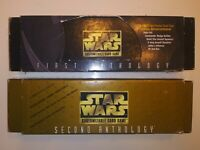 Star Wars Customizable Card Game First + Second Anthology Collection huge lot