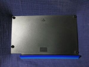 Official Sony PlayStation 2 Fat Ocean Blue Horizontal Stand PS2 SCPH-10110