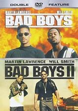 Bad Boys / Bad Boys II [New DVD] 2 Pack