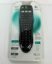 Logitech 200 Harmony Remote Black New in Sealed Package