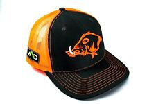 Trucker Hat, New Mad Hog, Hunter, Oilfield, Hi-Vis Snapback, Mad, Cap, Tactical