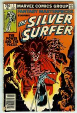 SILVER SURFER-FANTASY MASTERPIECES #3-1979 REPRINT ISSUE