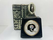 1970's Pittsburgh Steelers Empty Avon Football Decanter Nfl
