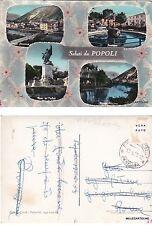 # POPOLI: SALUTI DA   1959