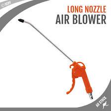 Long Nozzle Air Blow Gun Pnuematic Duster Blowing Gun Air Spray Gun 300mm Nozzle