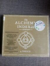 Thrice Alchemy Index 3 & 4: Air & Earth 2 CD SEALED