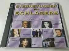 37627 - STERNSTUNDEN DES SCHLAGERS 1990-1991 - 2003 TIME LIFE 2CD SET (DSC/14)