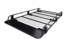 TOYOTA LANDCRUISER 100 SERIES FULL LENGTH STEEL TRADESMAN ROOF RACK