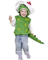 The Wiggles Dorothy The Dinosaur Girls Costume Size 2-4