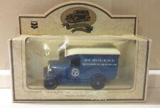 Die-Cast ZEROLENE MOTOR OIL 1934 CHEVROLET VAN (Chevron, Lledo) - MIP
