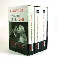 IL MEREGHETTI - DIZIONARIO DEI FILM 2011 - TRE VOLUMI IN COFANETTO