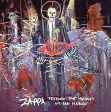 FRANK ZAPPA - Feeding The Monkies At Ma Maison Orange LP - 2015 Black Friday RSD