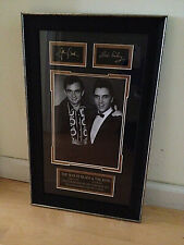 Man in Black and The King Elvis Presley And Johnny Cash  Print Picture Autograph