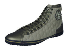 Puma Rudolf Dassler Hesselberg Mens Trainers Hi-Tops Lace Up Ankle Boots Grey