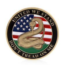 United We Stand Zinc Alloy Commemorative Challenge Coin Collection Craft Gift