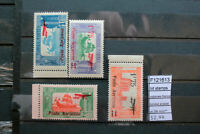LOT STAMPS FRANCE COLONIES TUNISIE AIRPOST YVERT N°2/6 MNH** (F121613)