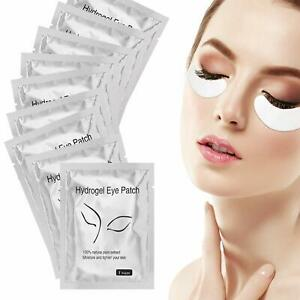 25/50/200Pairs Eyelash Pad Gel Patch Eye Pads Lint Lashes Extension Mask Eyepads