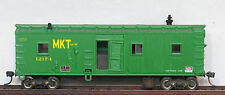 MOW TRAINS HO Revell MISSOURI-KANSAS-TEXAS Track Cleaner #12174 Work Train MWKD5